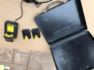 DeWalt 12 Volt Batteries for Sale in Woodinville, WA