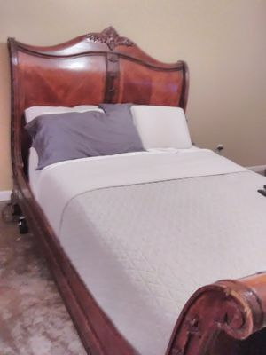Bed frame nightstand chair for Sale in Olive Branch, MS