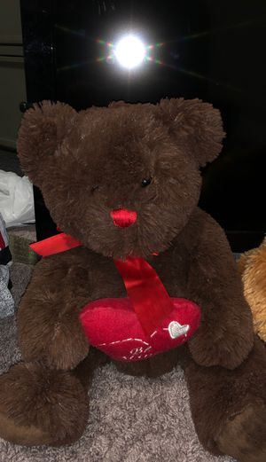 Valentine Teddy Bears 🧸 for Sale in Durham, NC
