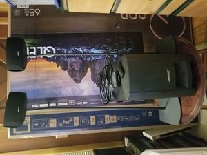 Bose Cimimate 2 Diqital Home Theater speaker system for Sale in Beaverton, OR