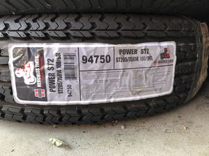 5 Hercules power st2 trailer tires for Sale in Redondo Beach, CA