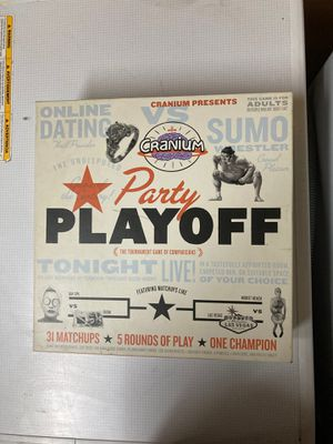 Party Playoff Cranium for Sale in Sacramento, CA