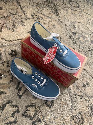 blue Vans for Sale in Lakewood, CA