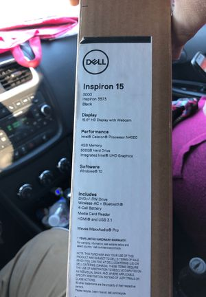 Dell laptop for Sale in Kingsport, TN