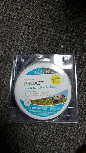 Dog flea and tick collar for Sale in National City, CA