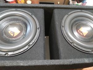 Punchs power old school 10 inch 1000watts for Sale in Santa Ana, CA