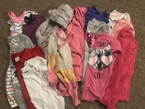 Lot of 15 pieces size 6 kids clothes for Sale in Lake Stevens, WA