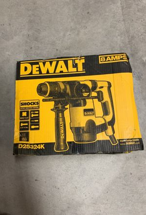 DeWalt. SDS plus. New in box. Never opened for Sale in Chino, CA