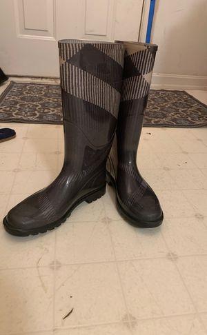 Burberry Rain boots for Sale in Washington, DC