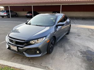 2018 Honda Civic hatchback EX for Sale in Colton, CA