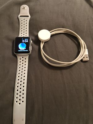 Apple Watch Nike+ (Series 2) - 42mm Pre owned for Sale in Tampa, FL