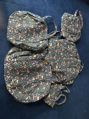 Vera Bradley 5 piece travel set new for Sale in Stratford, CT