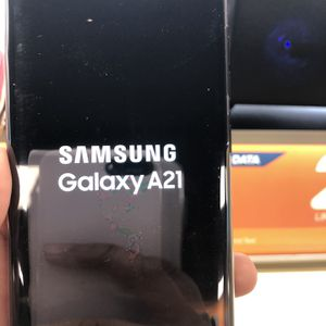 Samsung Galaxy A21 for Sale in Oklahoma City, OK