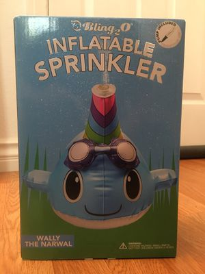 New inflatable sprinkler for Sale in Costa Mesa, CA