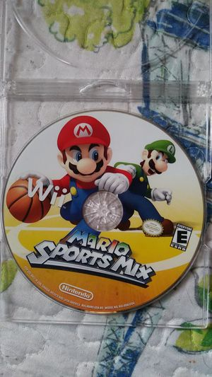 Mario sports mix for Sale in Anaheim, CA