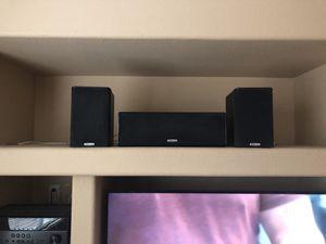 Polk audio surround speakers for Sale in Clovis, CA