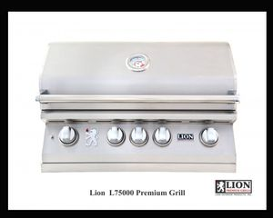 NEW LION BBQ GRILL DROP IN L75000 4 BURNER STAINLESS STEEL for Sale in RCHO SANTA FE, CA