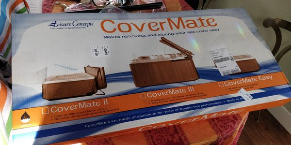 Covermate 3 hot tub cover lifter