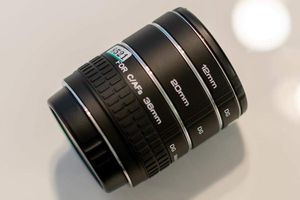 Kenko Auto Extension Tube Set DG (12, 20 & 36mm Tubes) for Canon EOS Digital and Film Cameras for Sale in Auburn, GA