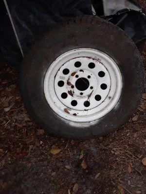 15in trailer rim for Sale in Riverview, FL