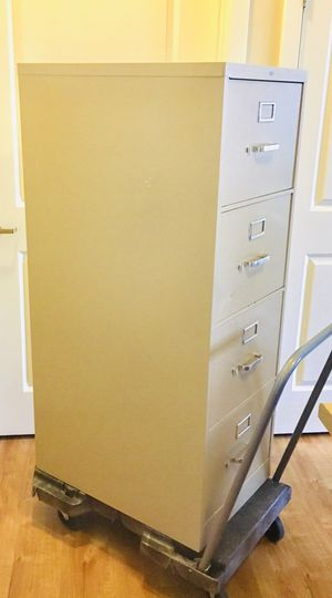 Legal Size Heavy Duty Metal Filing Cabinet! for Sale in Albuquerque, NM