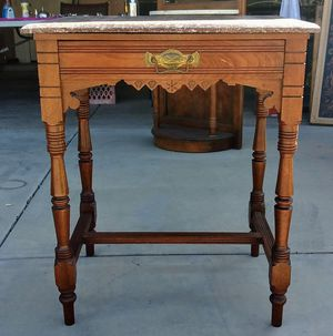 Antique East lake end table early century for Sale in Surprise, AZ