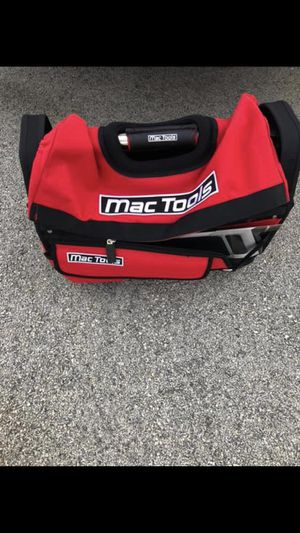 Mac tool box/bag limited edition (BRAND NEW) for Sale in Mokena, IL