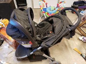 Britax car seat, stroller for Sale in Hollister, CA