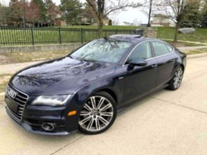 2011 Audi A7 Sedan for Sale in Dover, OH