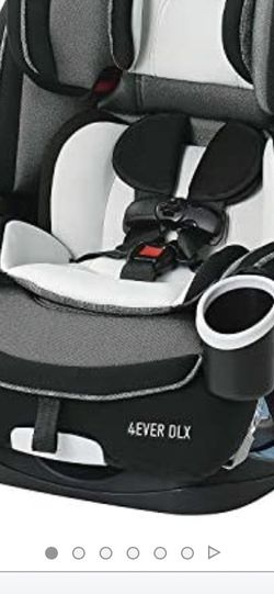 New Graco 4Ever DLX 4 in 1 Car Seat, Infant to Toddler Car Seat, with 10 Years of Use, Fairmont for Sale in Bakersfield,  CA