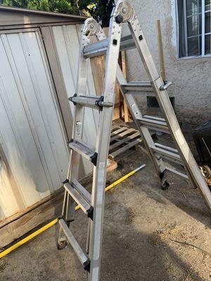5 in 1 Cosco Step/Extensión Ladder for Sale in Vista, CA