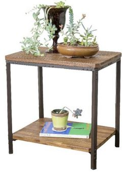 Ronan Rustic End Table - Rustic - Christopher Knight Home (Just has small scratches , look the pictures) for Sale in La Puente,  CA