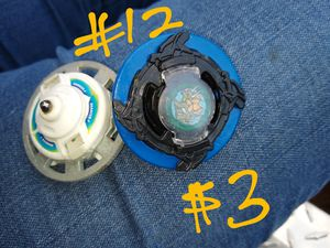 Spinning Beyblade-type Toys for Sale in Tavares, FL