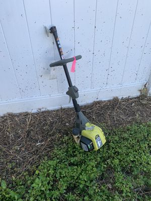 Ryobi weed eater trimmer for Sale in Lake Worth, FL