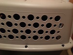 Large dog Cage. I paid $89 for it new it's only been used a couple of times for Sale in Frankfort, KY