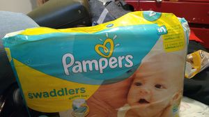 Pampers Brand New 32 Count Size2 for Sale in Fresno, CA
