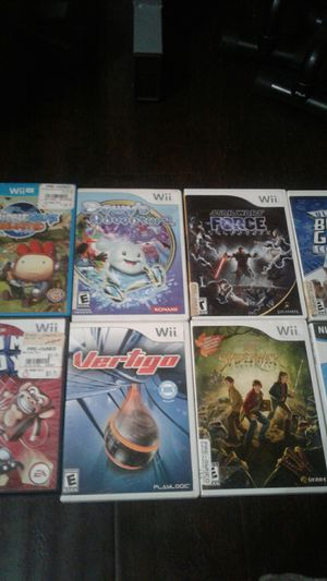 Select Wii Games for Sale in Fontana, CA