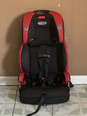 GRACO CAR SEAT BOOSTER SEAT 3 in 1 for Sale in Riverside, CA