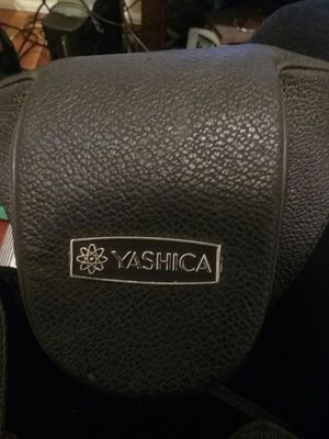 Yashica camera with lens for Sale in Boston, MA
