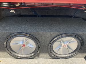 "Kickers 2 ""12"" for Sale in Columbus, OH"