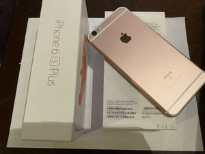 Unlocked Apple iPhone 6S Plus - 16GB for Sale in Phoenix, AZ