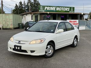 2005 HONDA CIVIC HYBRID for Sale in Tacoma, WA