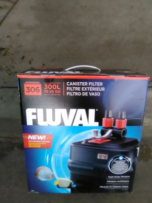 Fluval 306 water pump/filter brand new for Sale in San Diego, CA
