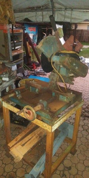 Heavy Duty CHOP SAW for Sale in Fort Lauderdale, FL