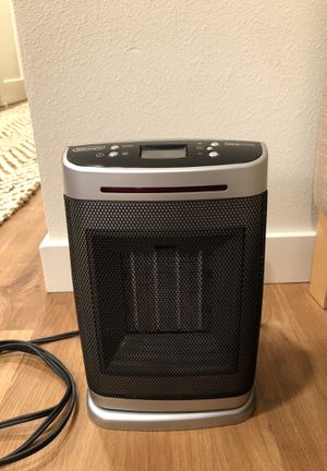 Portable heater- like new! for Sale in Seattle, WA