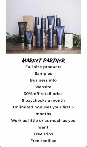 MONAT. Tex me for more information for Sale in Jersey City, NJ