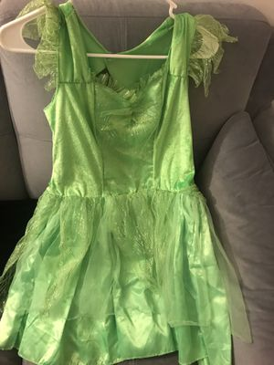 Tinkerbell Halloween Costume for Sale in Pico Rivera, CA