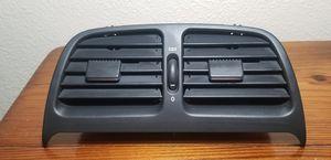1998-2003 Mercedes W208, CLK320, CLK430, CLK55 AC Vent. OEM. Black. for Sale in Fresno, CA