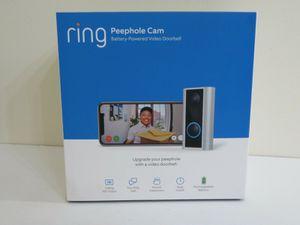 NEW Ring Peephole Cam for Sale in Ashburn, VA