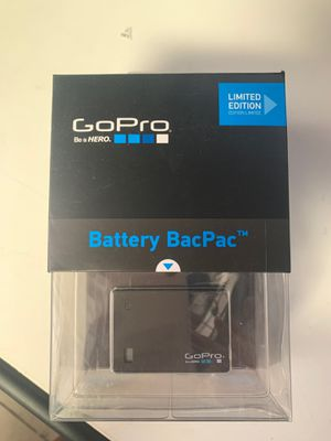GoPro ABPAK- 303 Battery BacPac Limited Edition for Sale in Midway City, CA